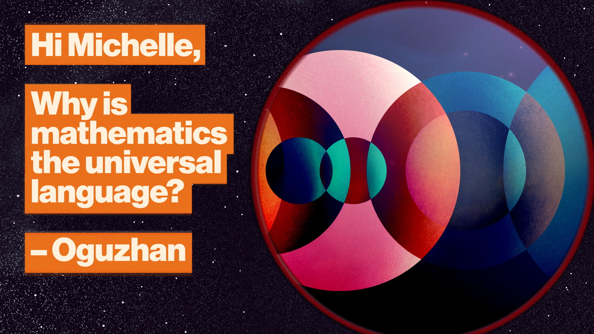 The evolution of mathematics, from agriculture to quantum mechanics