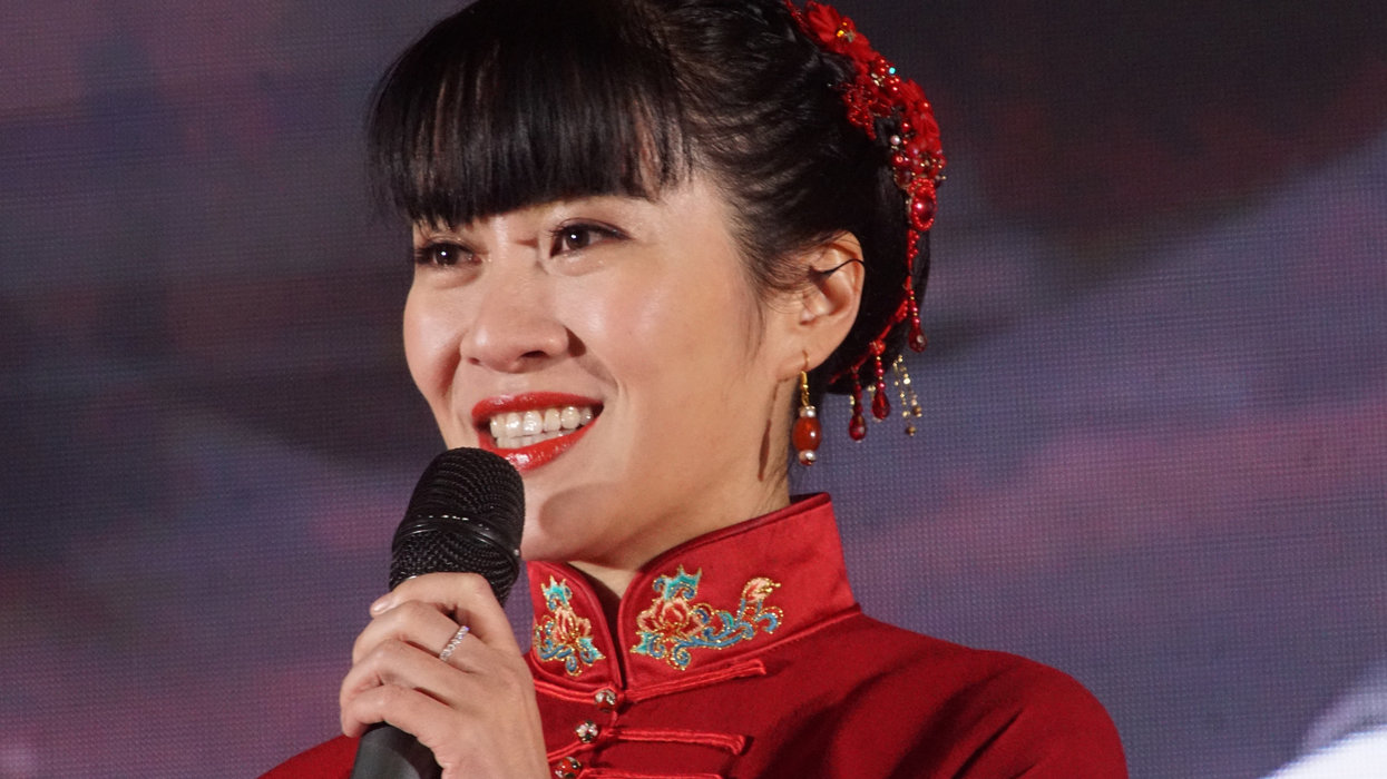 Chinese actress who was raised in the US is forbidden from leaving China for having bad 'social credit'