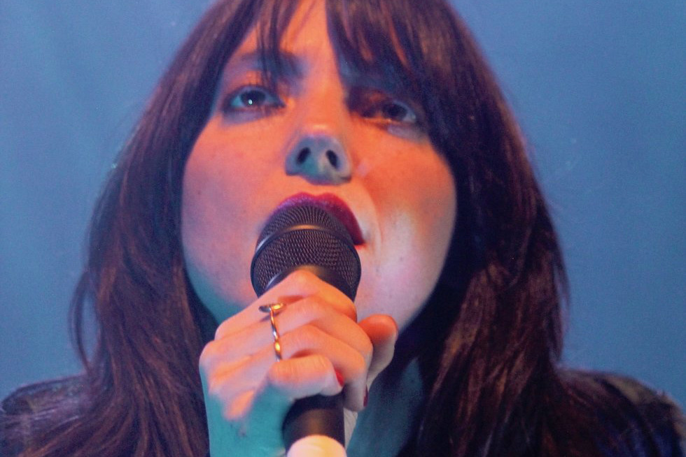 Sharon Van Etten Manages to Do Everything Well These Days