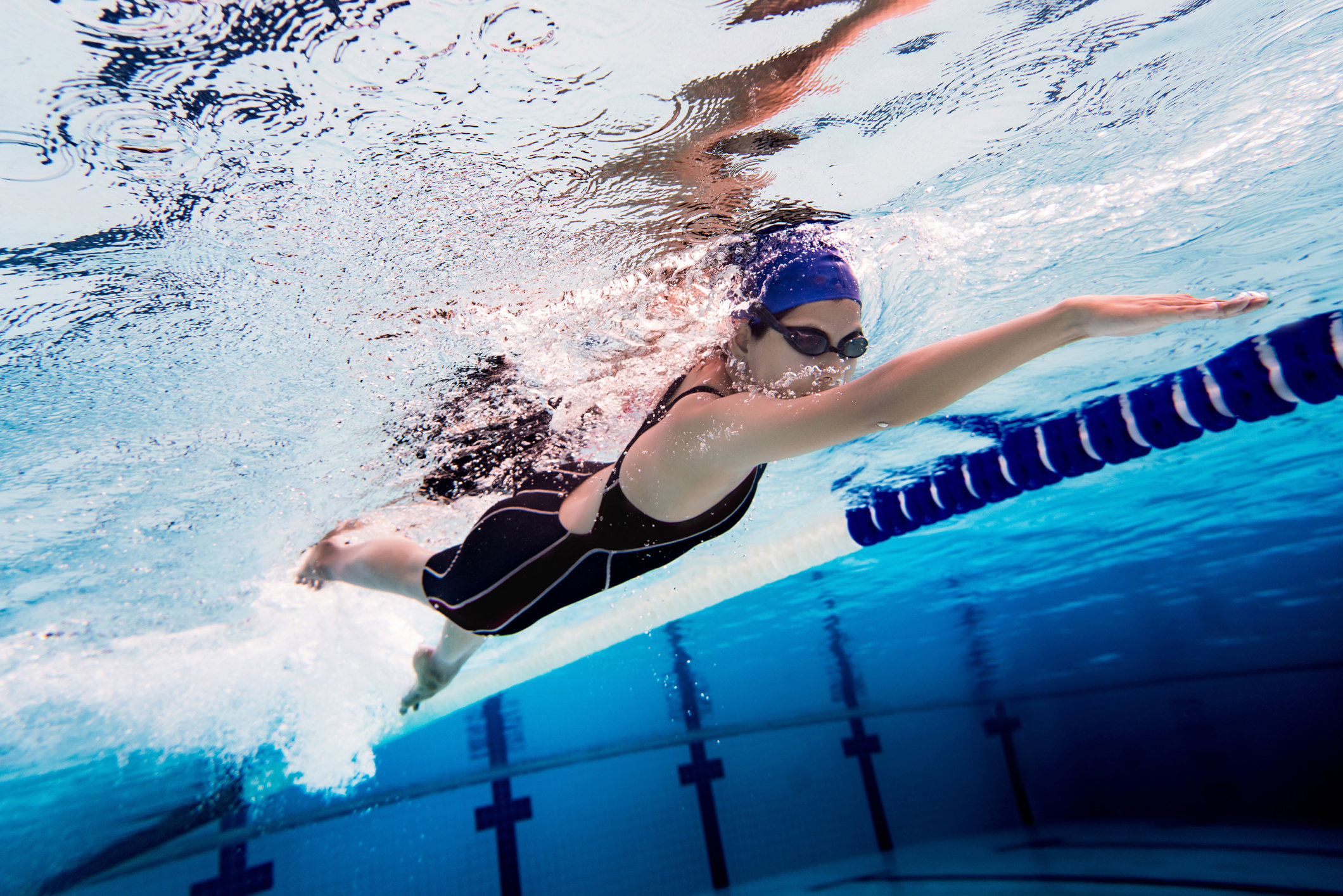 Best fitness trackers for swimming from Garmin, Moov and