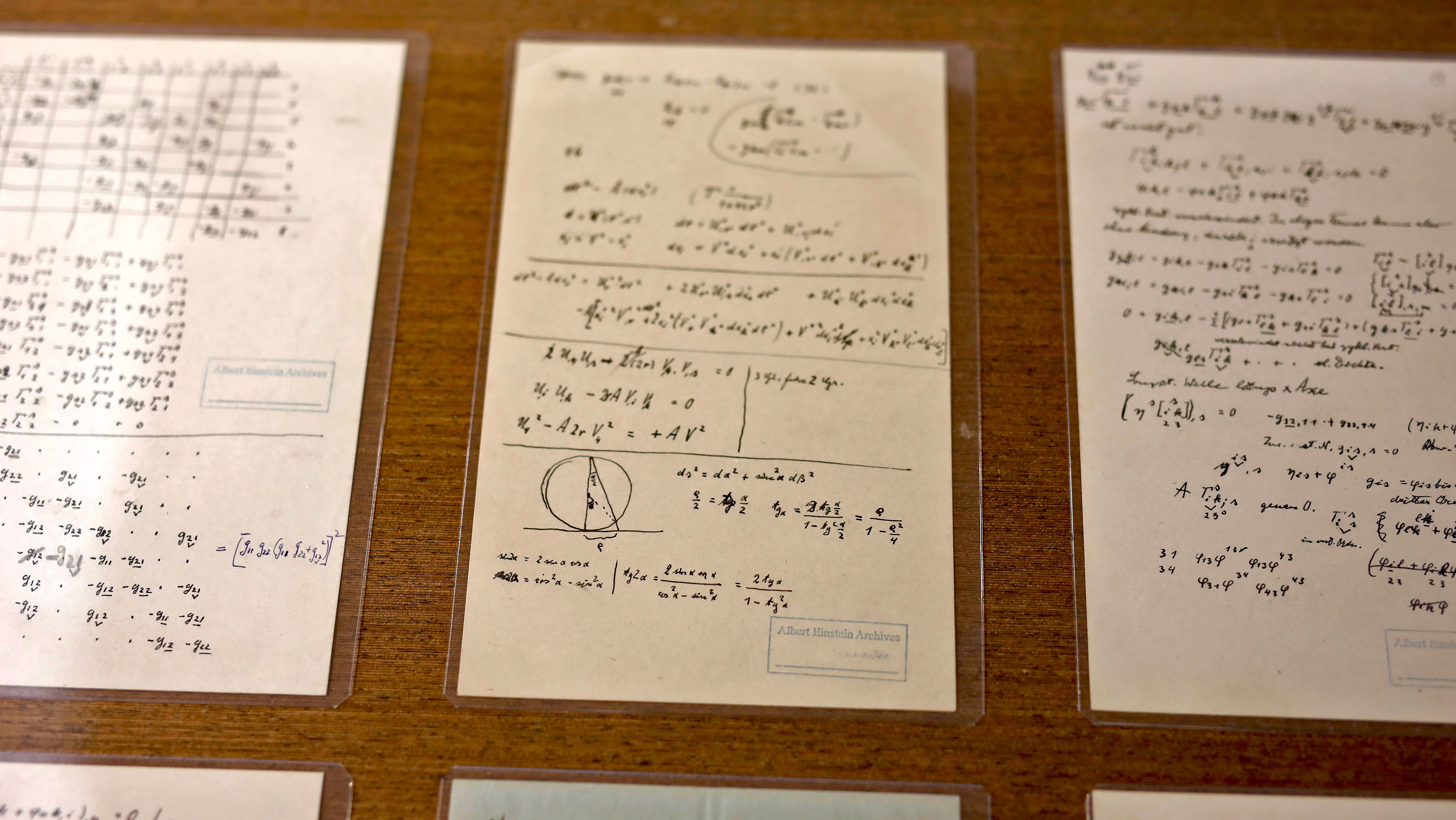 The missing  puzzle  page of Einstein's unified theory of everything found