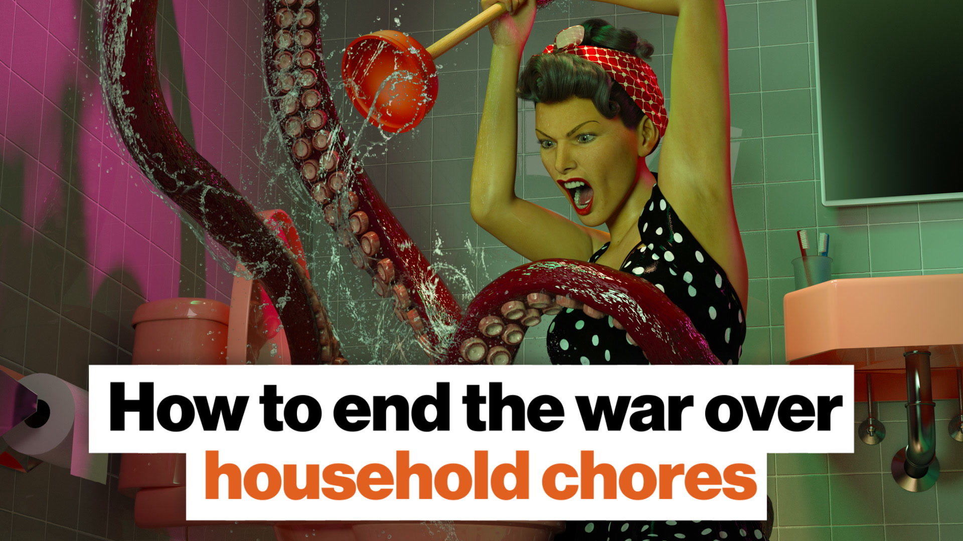 Chores cause conflict. Try managing them like this instead.