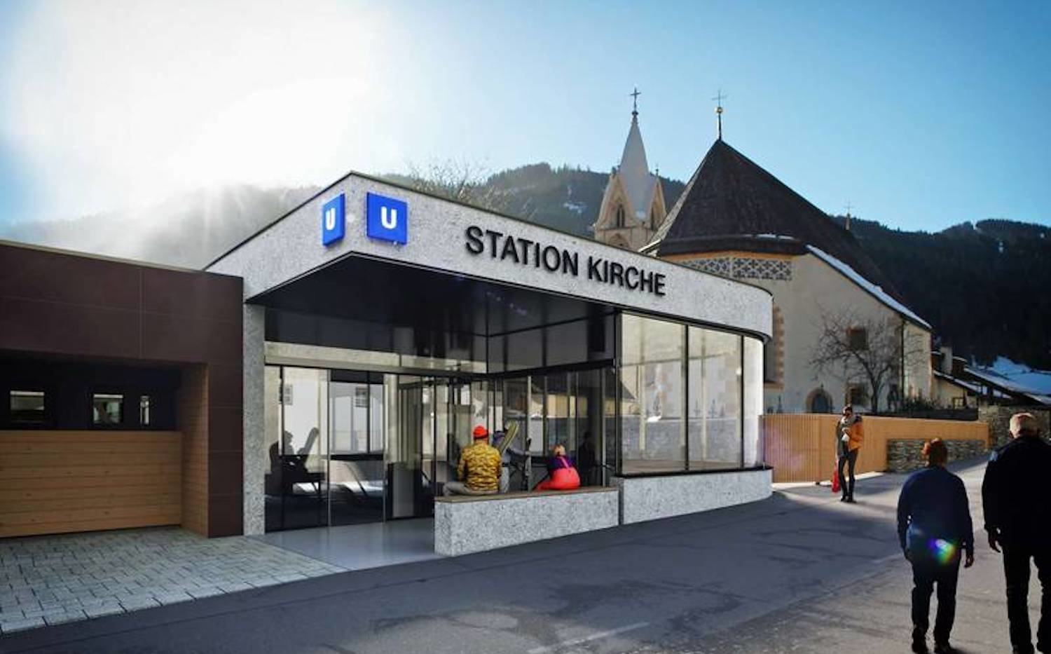 This Austrian village has world s smallest metro system — and the highest