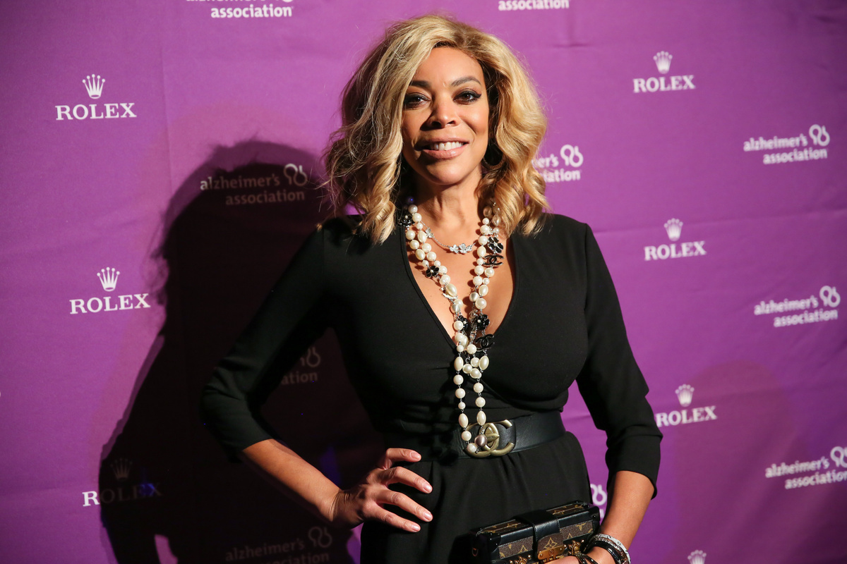 Wendy Williams Launches Addiction Treatment Hotline