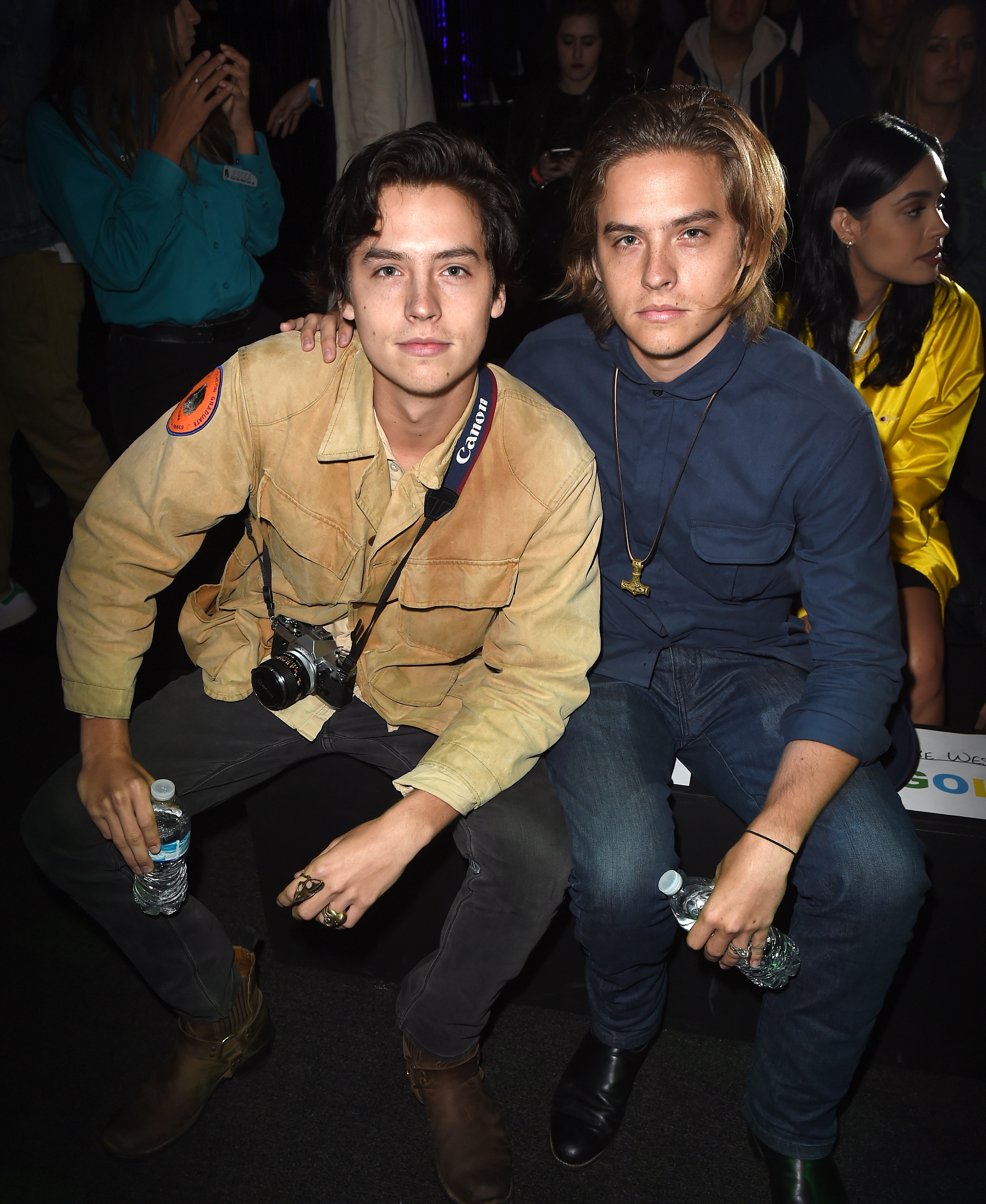 How to Tell Cole and Dylan Sprouse Apart - PAPER