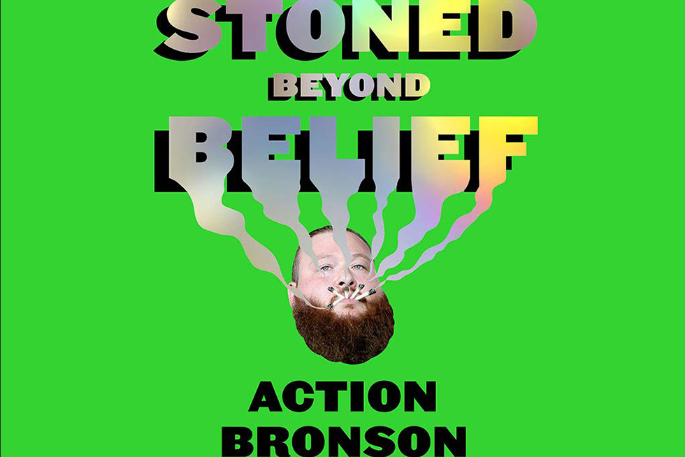 Action Bronson Cooks with the Ultimate Herb in  Stoned Beyond Belief