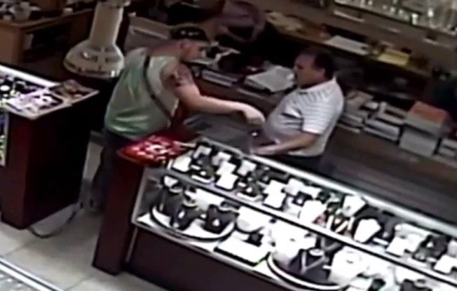 Spiritual Vigor: Jewelry store owner, 74, starts throwing punches