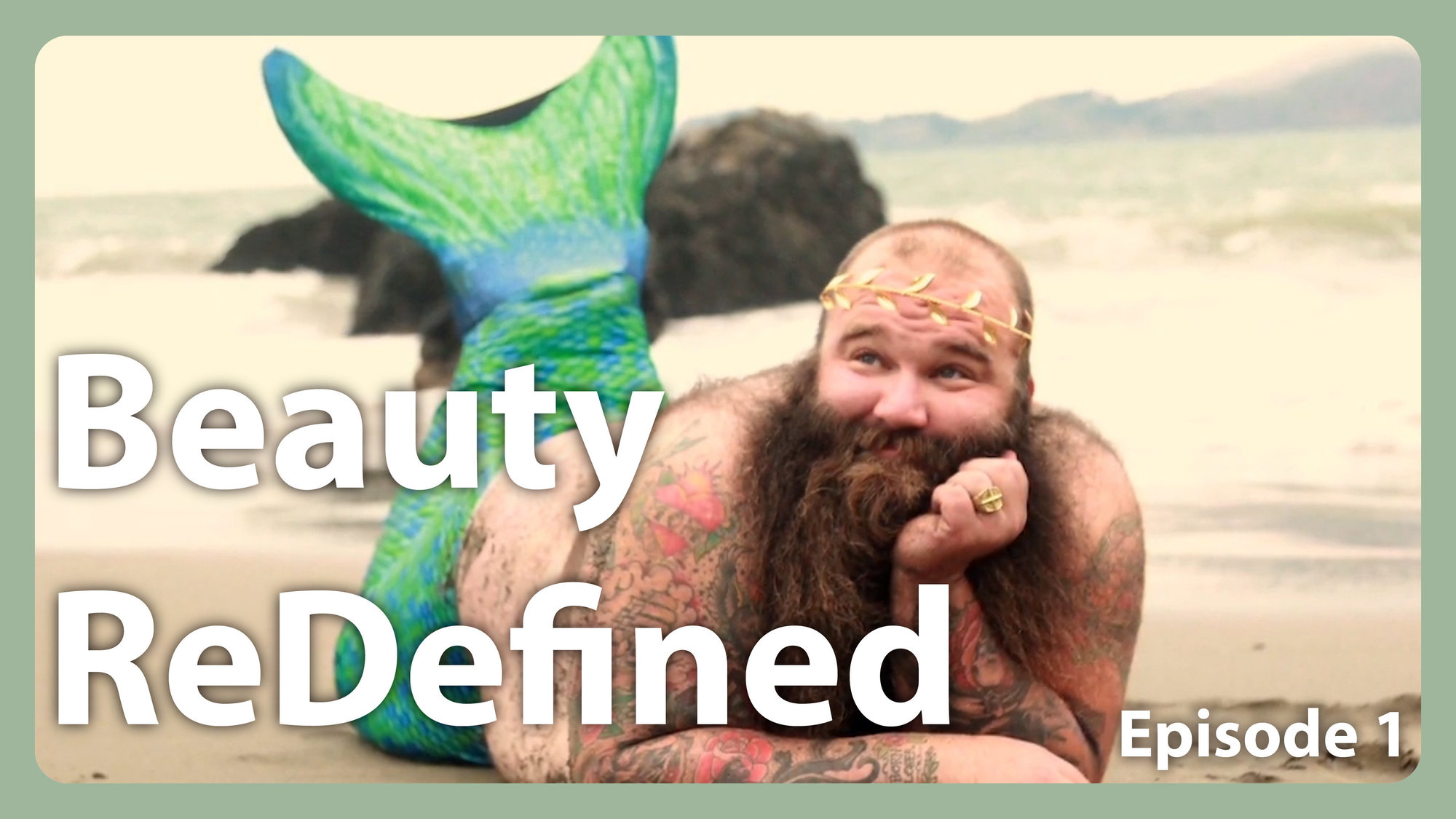 SERIES: Beauty ReDefined - Meet Josh, the Bail Bondsman turned Calendar Model who promotes confidence and self-acceptance.
