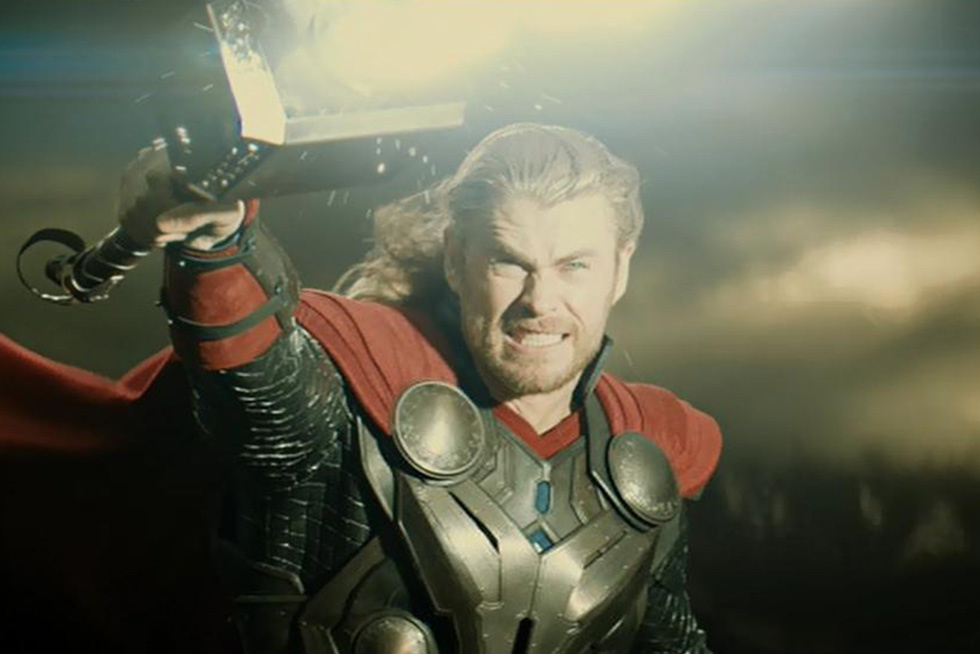 Thor: The Dark World  Comes Close to Being a Viable Story