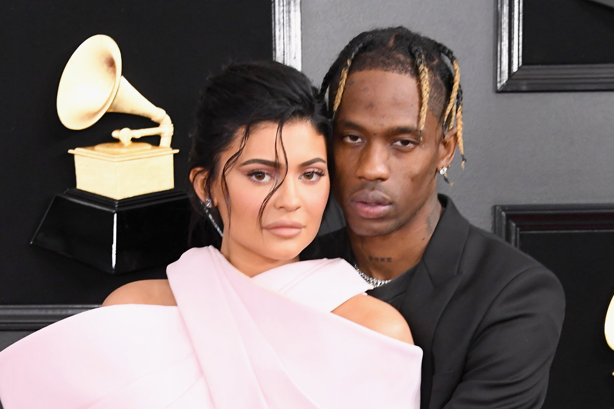 Something's Going on With Kylie Jenner and Travis Scott