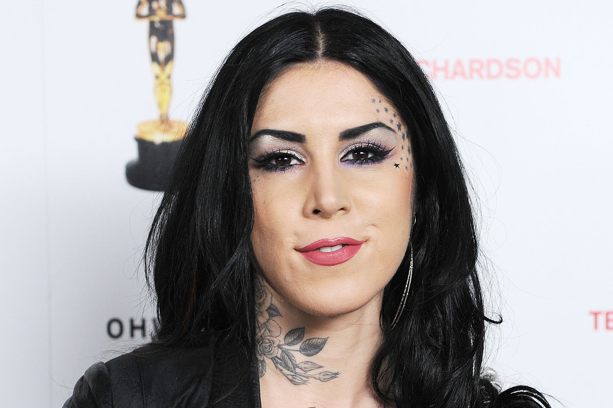 Kat Von D Says She's Not an Anti-Semite