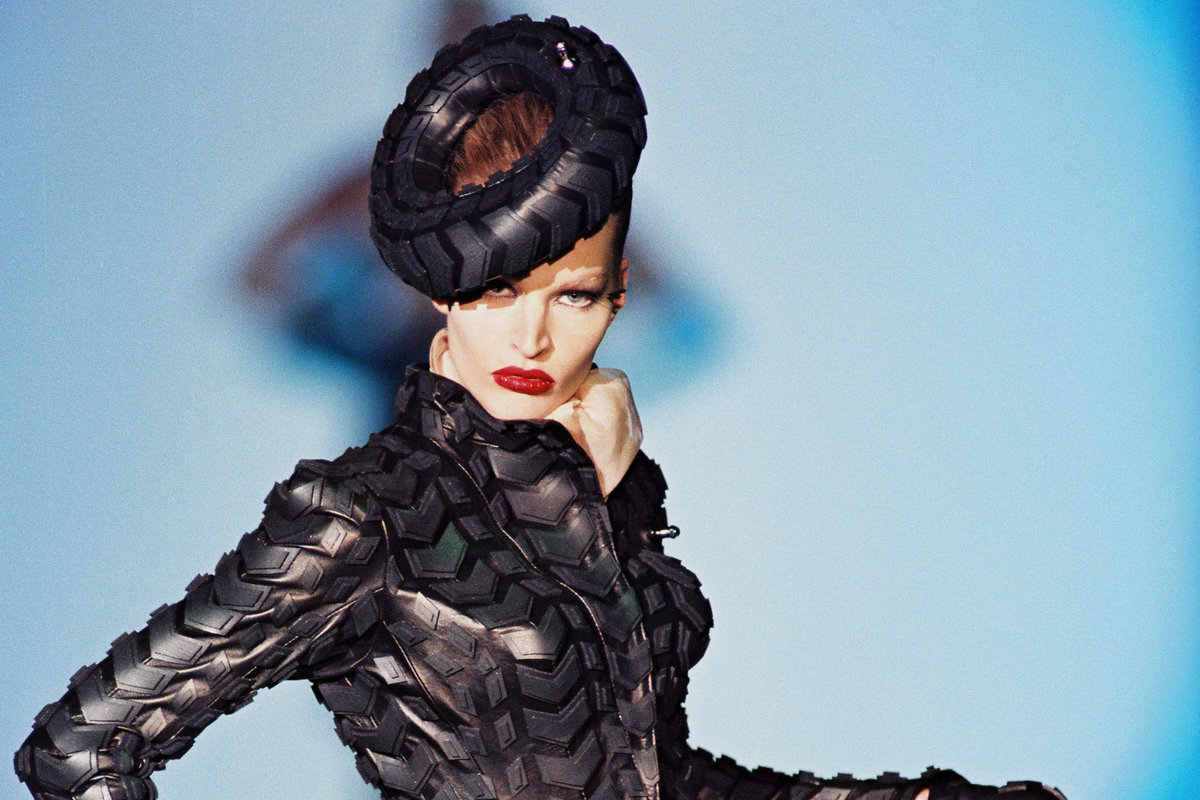 Inside Thierry Mugler's World: Where Women Dominate Men