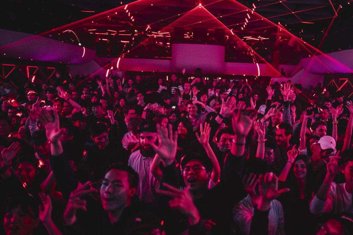 Taipei's Club Scene Speaks Its Own Language