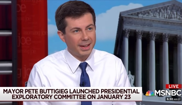 Pete Buttigieg On Morning Joe: Yes We Said Yes We Will Yes