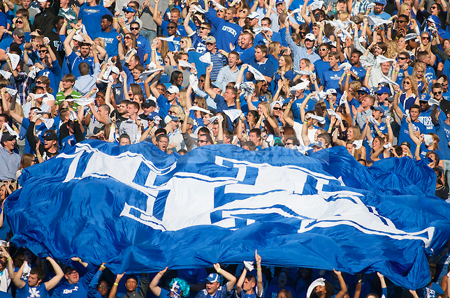 UK student section