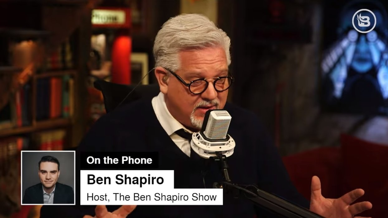 Ben Shapiro: 'There's a God-shaped hole in our hearts, and we're filling it with anger'