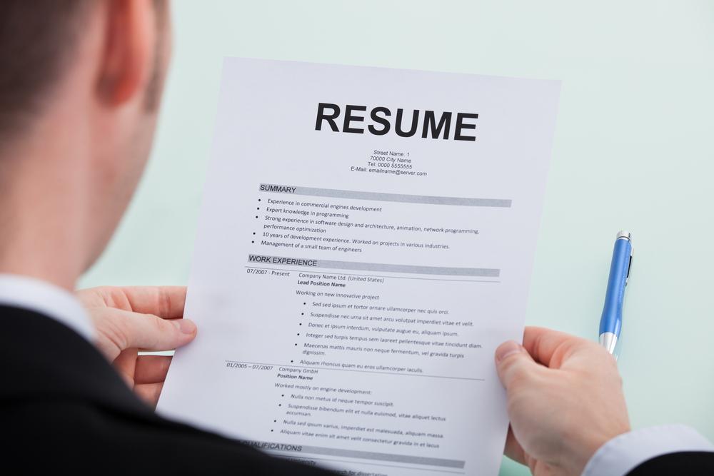 4 Surprising Ways To Celebrate International Update Your Resume
