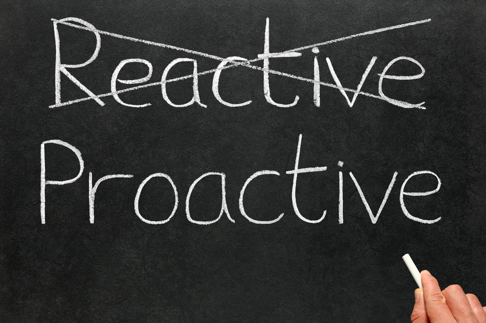 Reactive Vs. Proactive Strategies commercial HVAC