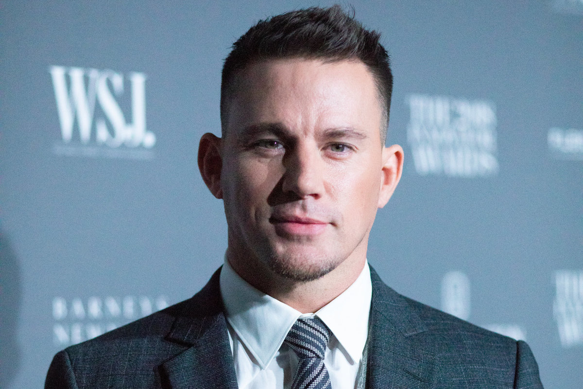 Channing Tatum Joins the Pack of Bleached Hollywood Bros