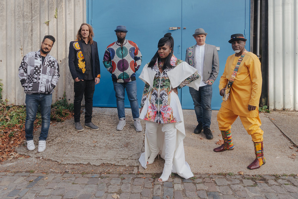 Britain s Ibibio Sound Machine Bring Depth to the Dancefloor on  Doko Mien
