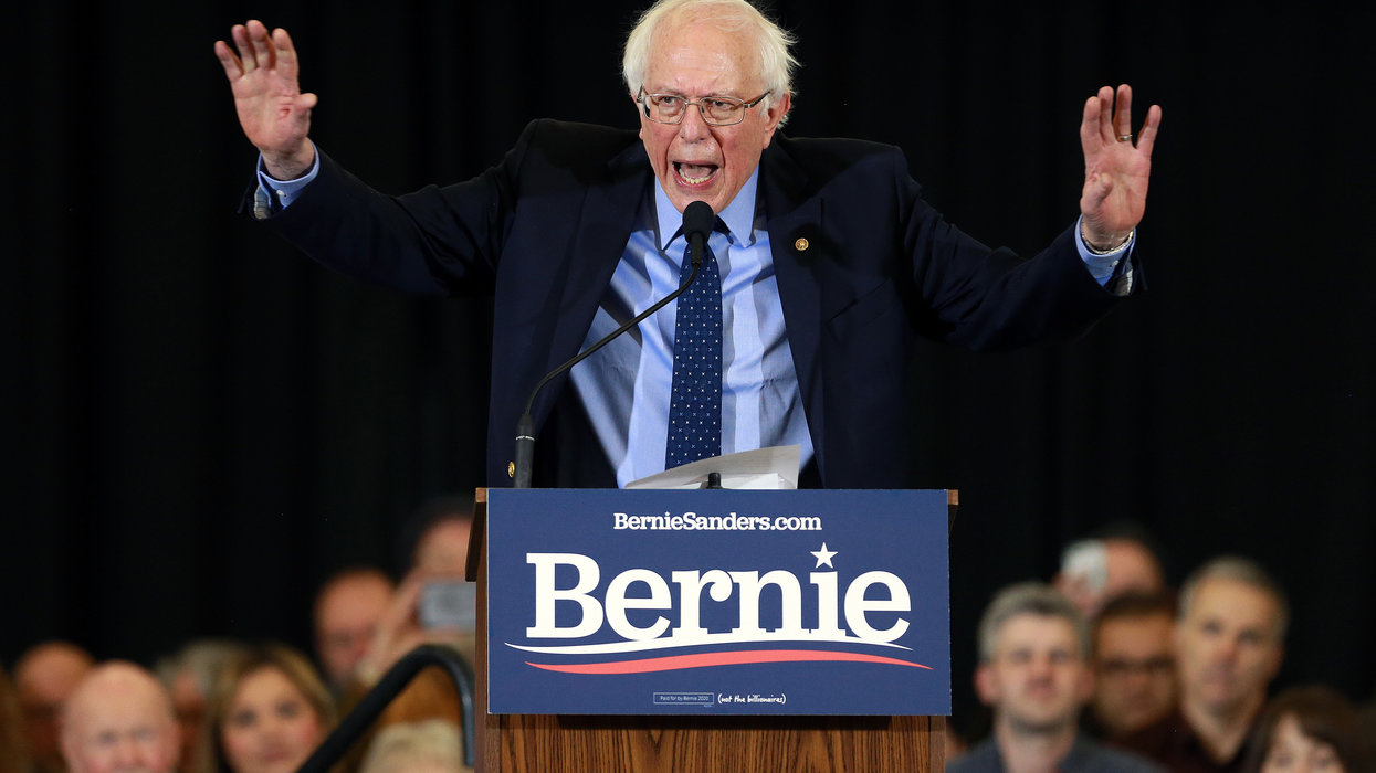 Sanders, Ocasio-Cortez praise New Zealand's new ban on semi-automatic rifles, lead call for US to follow suit. NRA says not so fast.