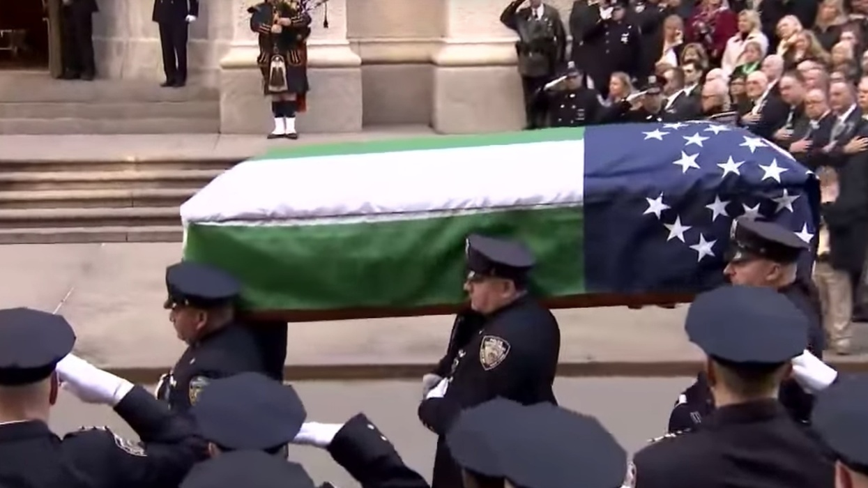 A charity collected donations for families of fallen police officers — here's where hundreds of thousands went instead