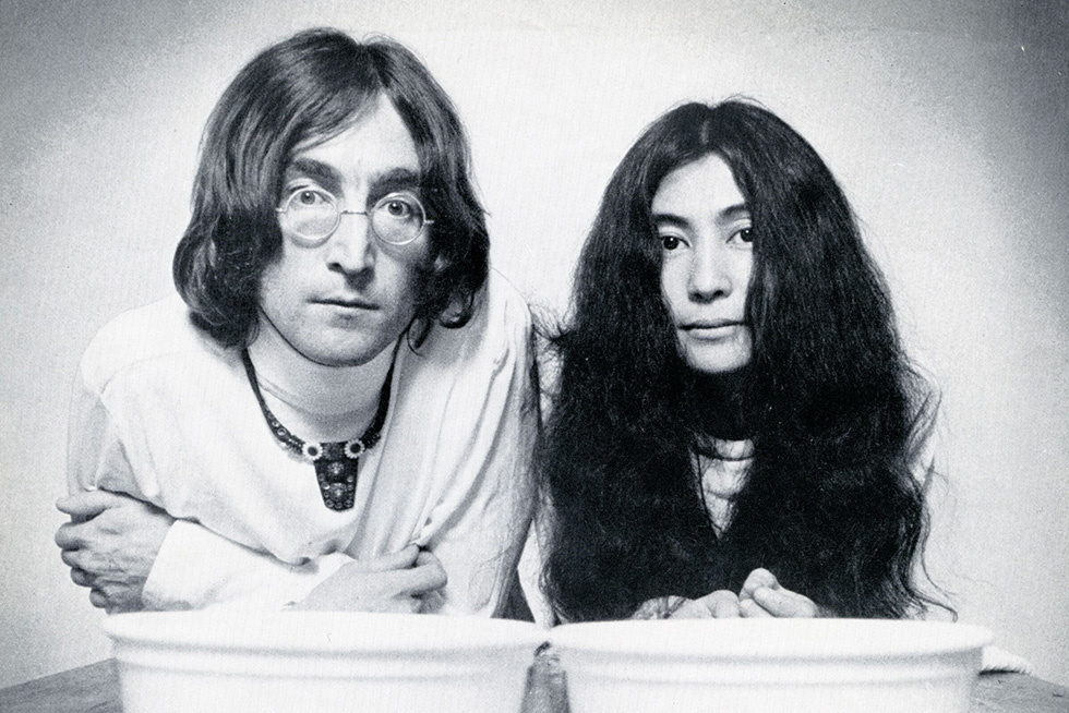 John Lennon and Yoko Ono Share Their Wedding With the Masses on  Wedding Album