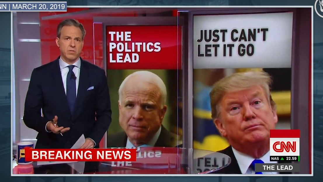 Jon Miller: If you don't like Trump's opinion of McCain then stop asking for it