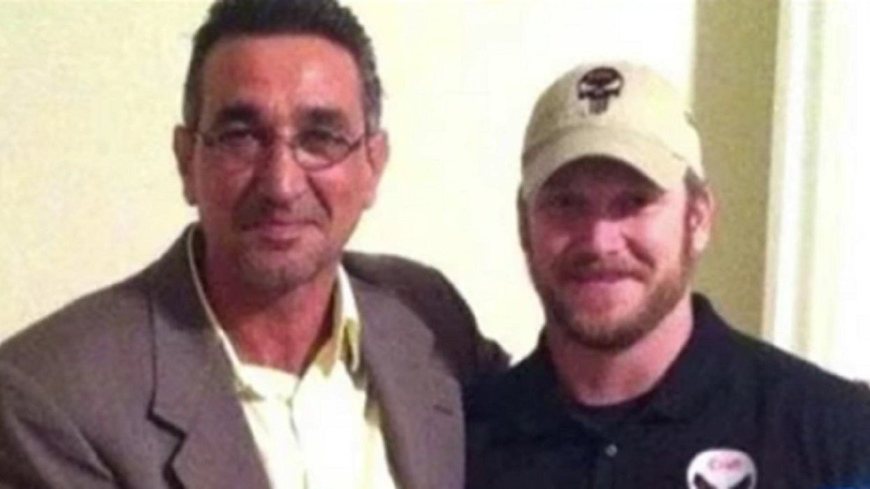 Chris Kyle's Iraqi interpreter becomes US citizen and defends President Trump's travel ban, calling cries of racism 'bulls**t'