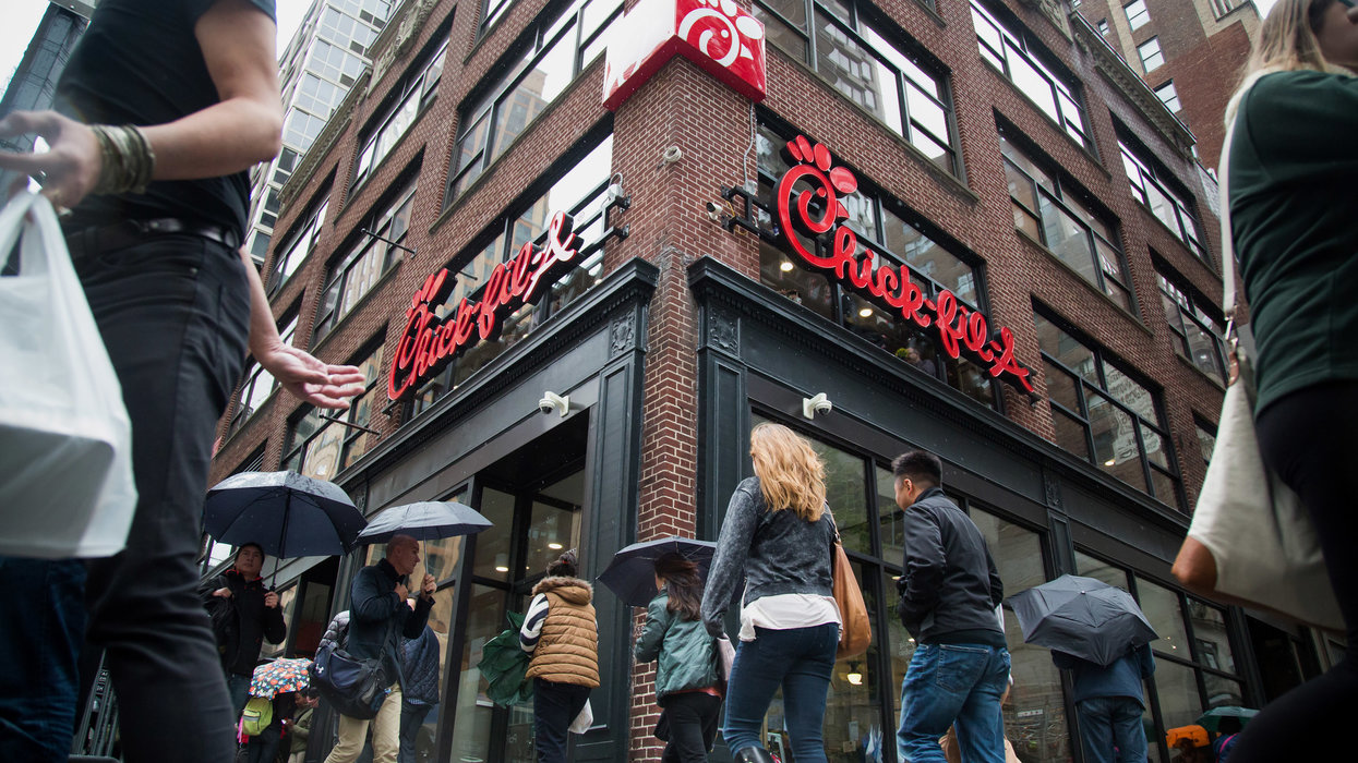 New York Magazine blasts Chick-fil-A, urges readers to stop supporting 'our nation's hate-mongers'