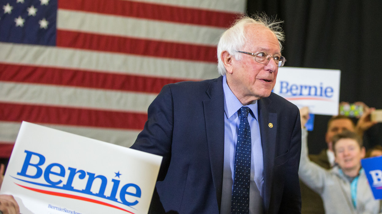 Bernie Sanders hit with new FEC complaint that could turn his campaign upside down