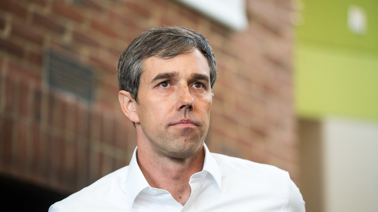Beto O'Rourke makes wild claim about President Trump and Russia just one day after Mueller report