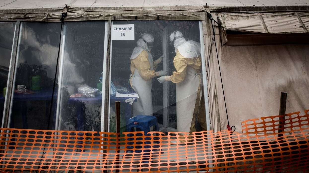 Second worst outbreak of Ebola in history hits the Congo; more than 1,000 infected