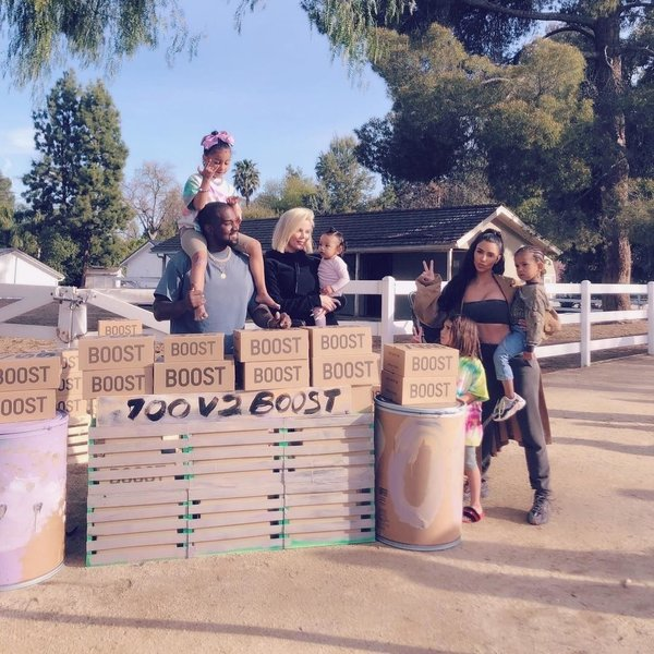 Guess What a Kardashian-West Family Lemonade Stand Sells