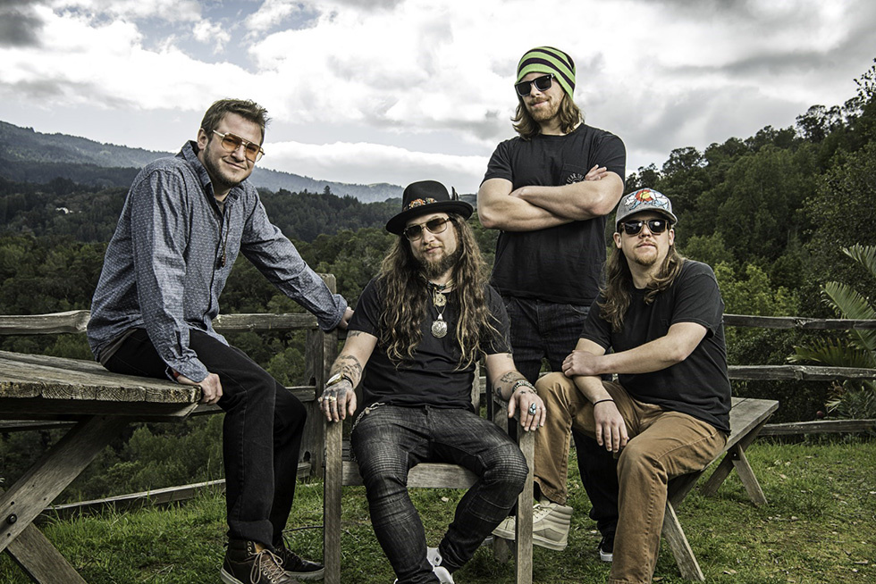 Twiddle Trips the Light Fantastic at the Fillmore