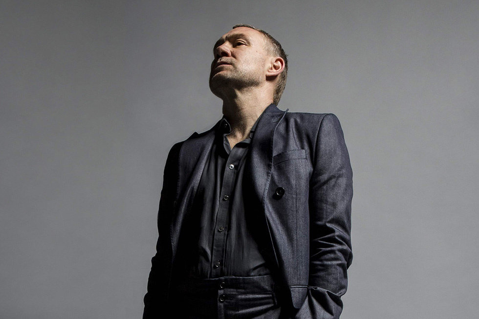 Hanging Images in Sound : An Interview with David Gray