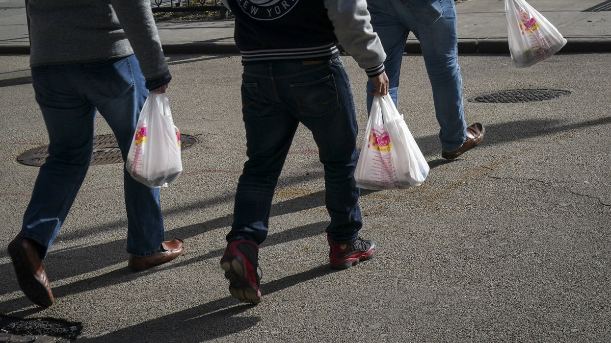 New York to become the next state to ban plastic bags