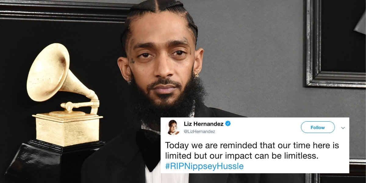 Tributes Pour In For Rapper Nipsey Hussle After Hes Shot And Killed