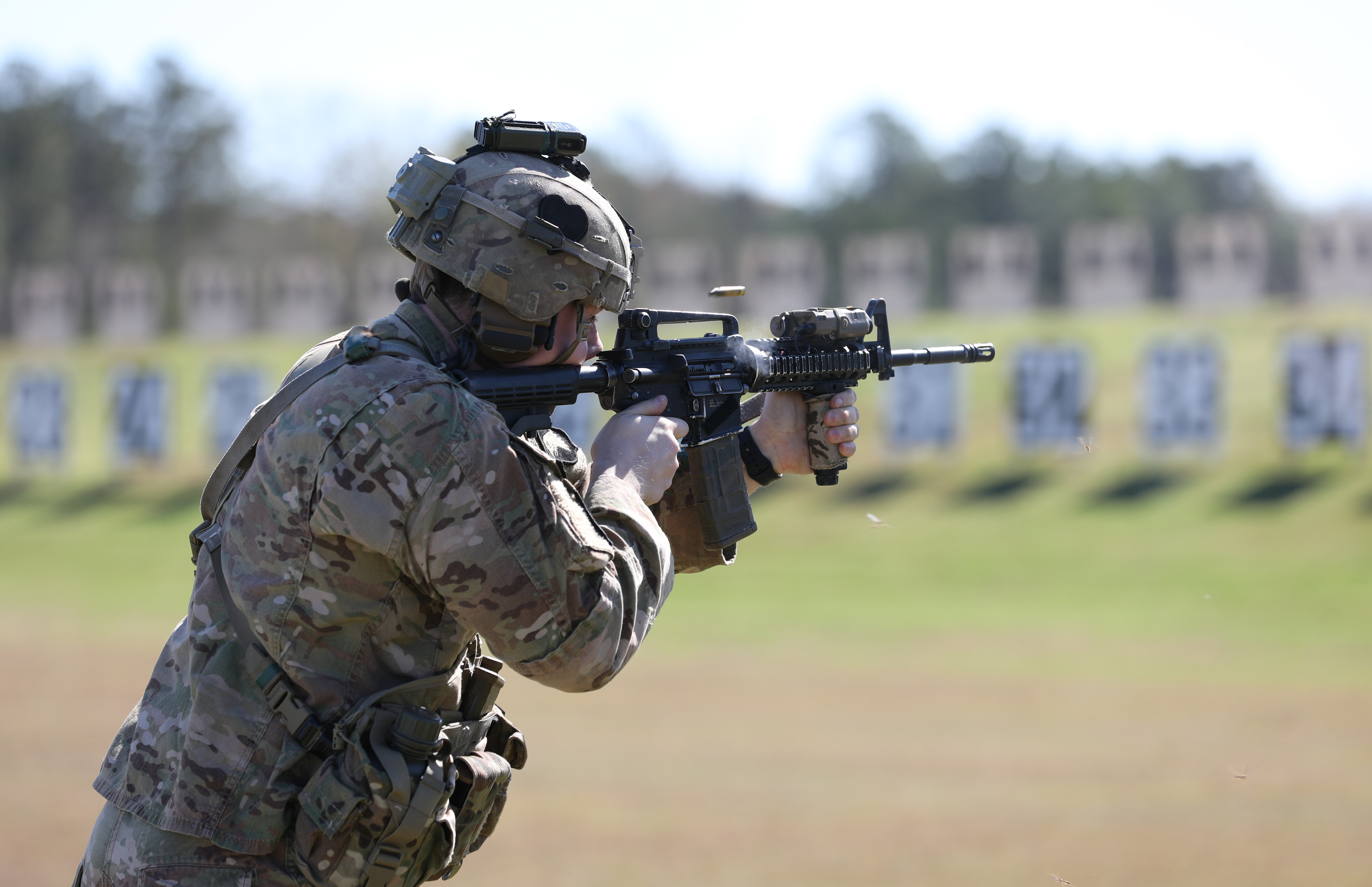 The Army's marksmanship test is about to get tougher - Task