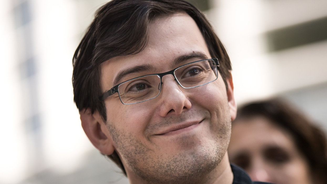 'Pharma bro' Martin Shkreli put in solitary after allegedly running company from prison