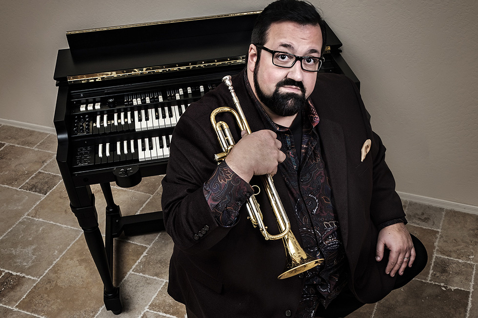Jazz Organ Master Joey DeFrancesco Collaborates with Pharoah Sanders with  In the Key of the Universe