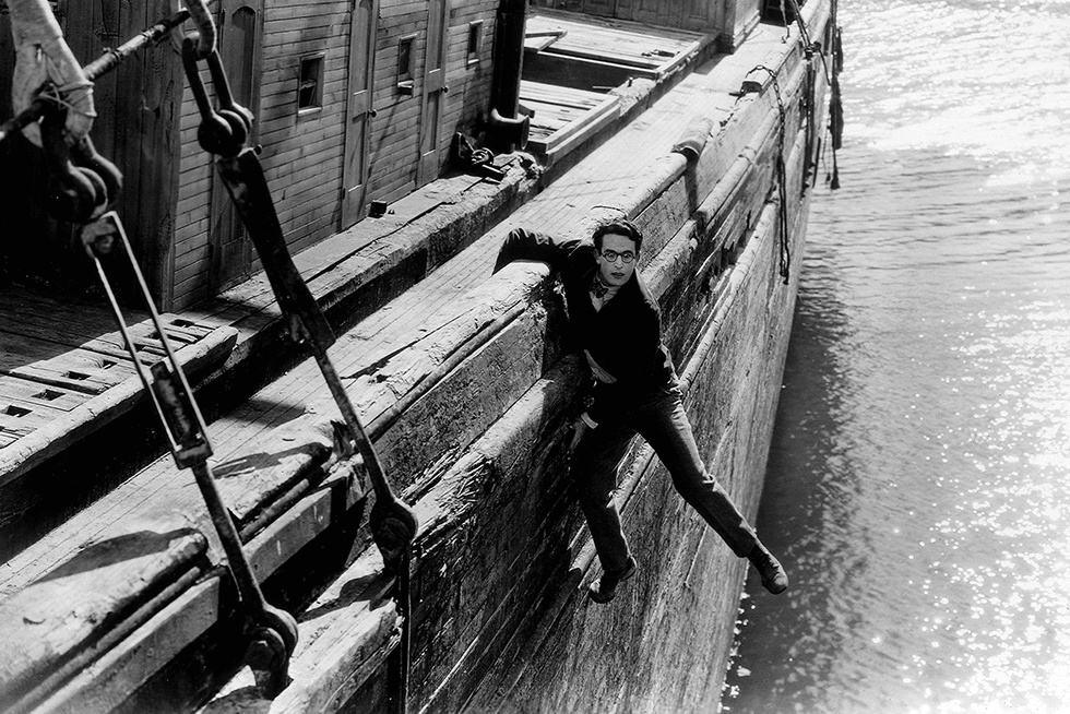 Harold Lloyd Proves Himself a Real Hickory in Silent Film  The Kid Brother
