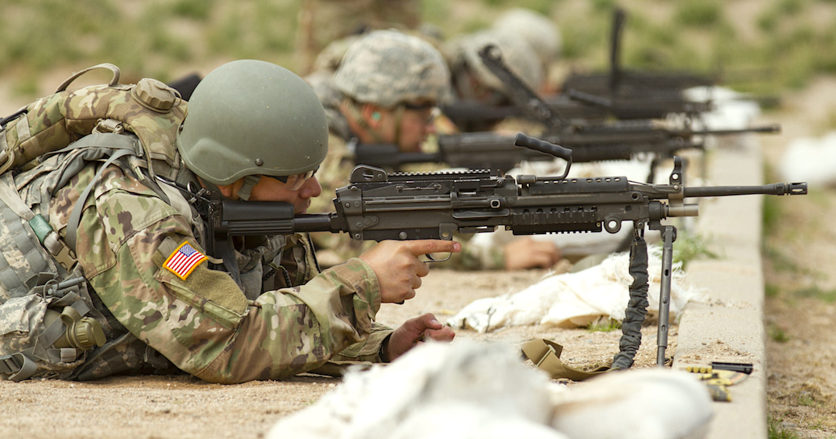 Army To Field M4 Carbine, M249 SAW Replacements By Fall 2021