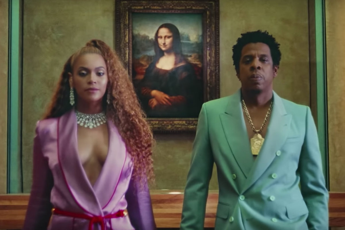 Live Your Carters Fantasy, and Spend a Night at the Louvre