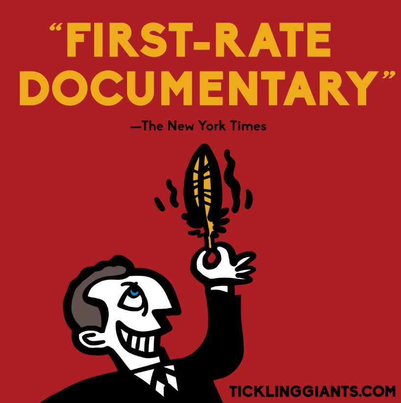 """First rate documentary"""