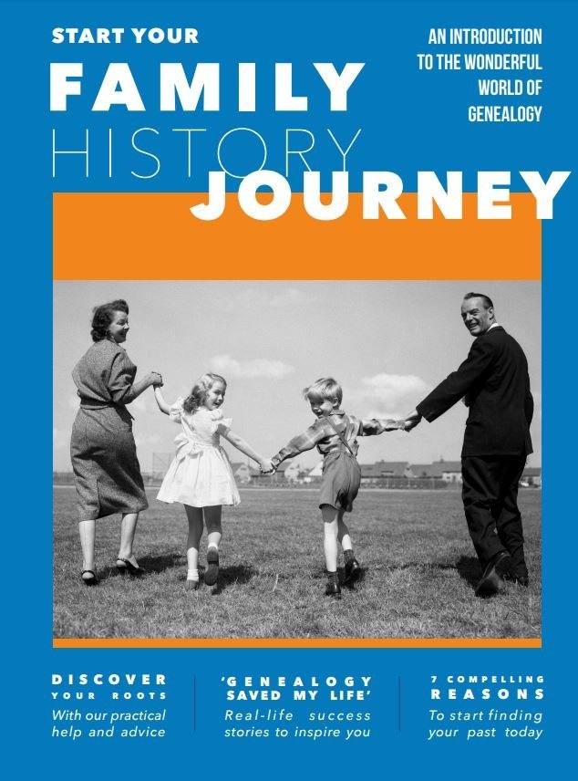 Download your free family history guide