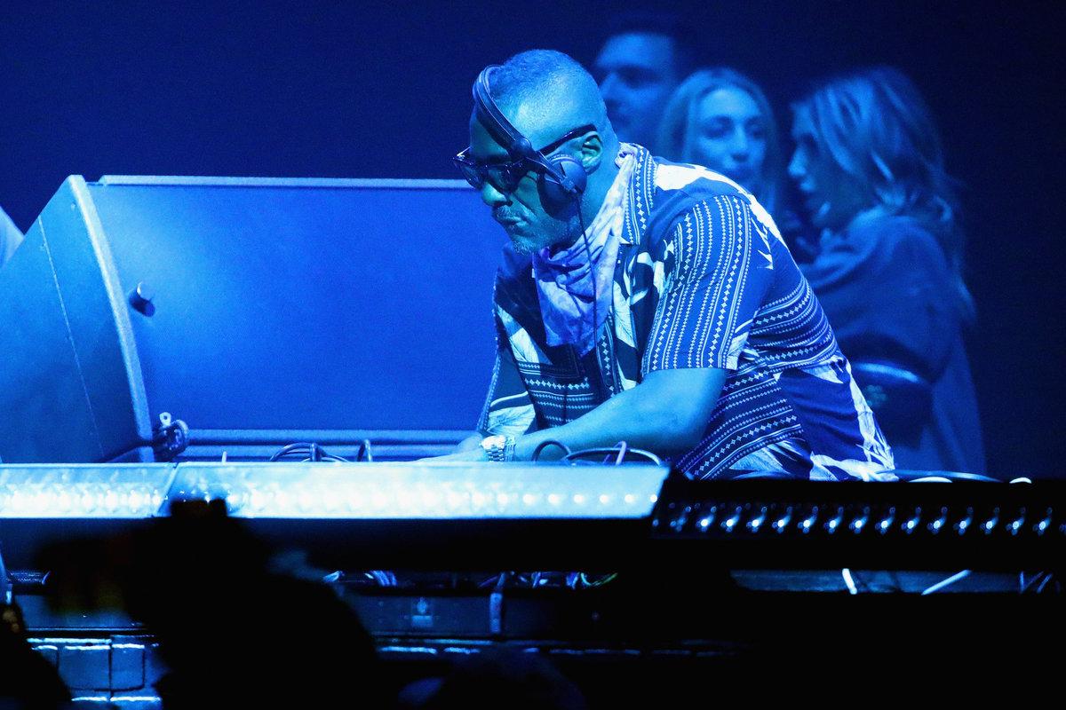 Watch Idris Elba DJ at Coachella
