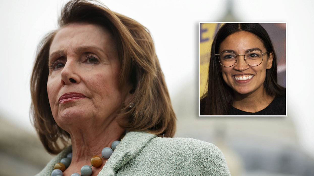 WATCH: Nancy Pelosi is asked about AOC's influence. Her response might ignite war within Democratic Party.