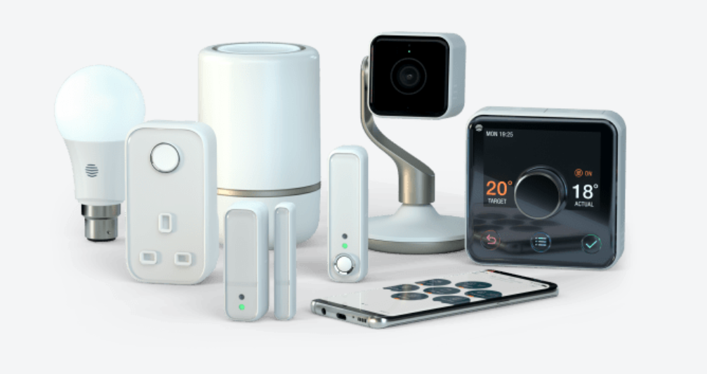Eight alternative smart home systems