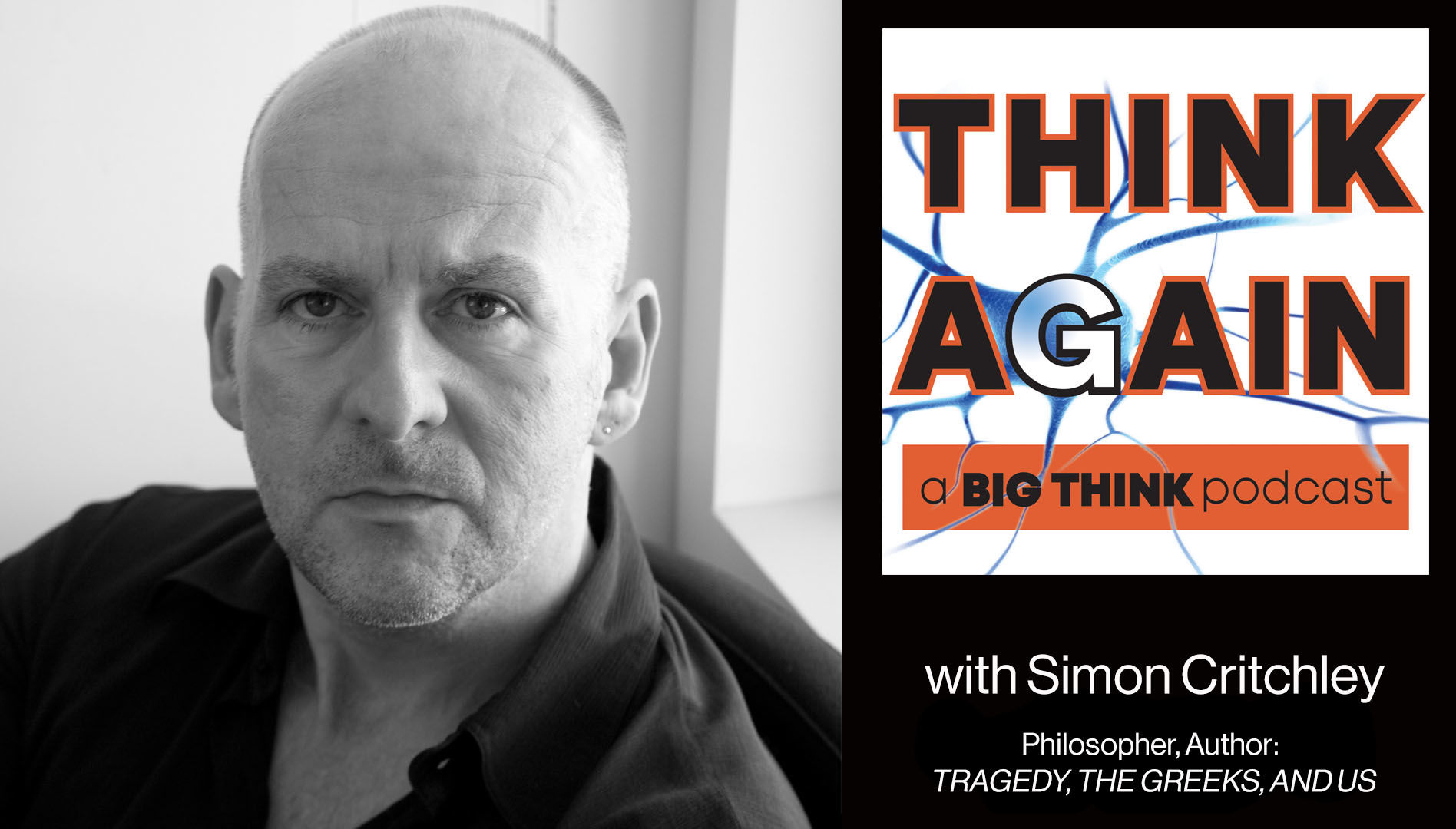 The philosophy of tragedy & the tragedy of philosophy - with Simon Critchley